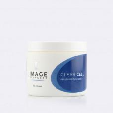 CLEAR CELL salicylic clarifying pads - Салициловые диски с антибактериальным действием