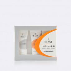 I TRIAL Normal/Dry Trial Kit - Набор мини-препаратов для нормальной и сухой кожи